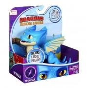 Boneco Dragons Rescue Riders - Winger 17cm - Sunny Brinquedo