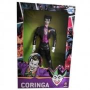 Boneco DC Extragrande - Coringa Classico 45 cm - Mimo Toys