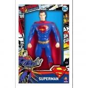 Boneco DC Extragrande - Super-Man Classico 45 cm - Mimo Toys