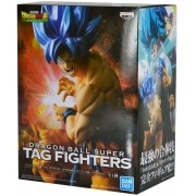 Figura Dragon Ball Super Tag Fighters - Goku Blue - Bandai