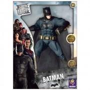 Boneco Liga da Justiça - Figura Batman 45 cm - Mimo Toys
