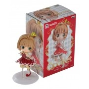 Figura Q Posket - Sakura Kinomoto 14cm - Anime Banpresto