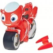 Figura Ricky Zoom - Moto Ricky - 8cm - Sunny Brinquedos