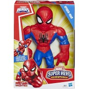 Figura Spider-Man - Marvel Super Hero Adventures - Hasbro