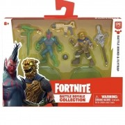 Fortnite 2 Mini Figuras - Bonecos Battle Hound & Flytrap