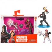 Fortnite 2 Mini Figuras - Black Knight & Triple Threat - Original