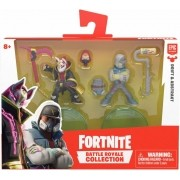 Fortnite Pack 2 Mini Figuras - Bonecos Drift & Abstrakt Epic