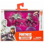 Fortnite 2 Mini Figuras - Love Ranger & Teknique - Original