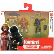 Fortnite 2 Mini Figuras Mission Specialist & Dark Voyager