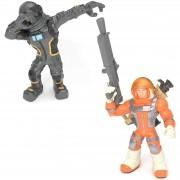 Fortnite 2 Mini Figuras Mission Specialist & Dark Voyager