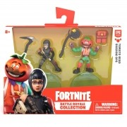 Fortnite 2 Mini Figuras - Bonecos Tomato Head & Shadow Ops