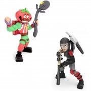 Fortnite 2 Mini Figuras - Bonecos Tomato Head & Shadow Ops