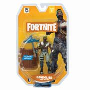 Fortnite - Boneco Bandolier - Solo Mode - 11 cm - Original