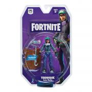 Fortnite - Boneco Teknique - Solo Mode - 11 cm - Original