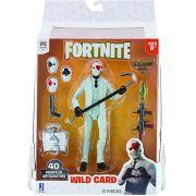 Fortnite Serie Legendária - Wild Card - 15 cm - Original