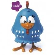 Boneco Galinha Pintadinha 15 cm - Brinquedo de Vinil - Elka