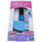 Go Glam - Kit  Esmalte Midnight Glow - Decorar Unhas - Sunny