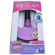 Go Glam - Kit  Esmalte Tropic Twist - Decorar Unhas - Sunny