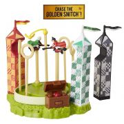 Harry Potter - Playset Quadribol - Quidditch Pitch - Sunny