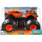 Hot Whells Monster Truck 1:24 - Twin Will - Mattel