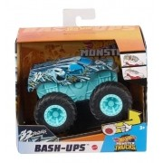 Hot Whells Monster Truck Bash-Ups - 32 Degrees - Mattel