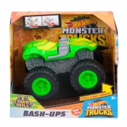 Hot Whells Monster Truck Bash-Ups - Twin Mill - Mattel