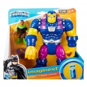 Imaginext DC Super Friends - Mongul & Lanterna Verde  Mattel