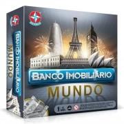 Jogo Novo Banco Imobiliário Mundo - Brinquedo - Estrela
