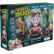 Jogo Missão Escape Room - Spy Code - Multikids - BR424
