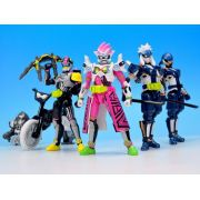 Kamen Rider So-do - Ex Aid Stage 10 - Set Completo - Bandai
