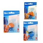 Kit 3 Mini Figuras Procurando Nemo - Disney Pixar - Mattel