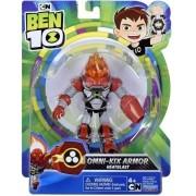 Kit com 4 Bonecos Ben 10 - Verificar Fotos dos Personagens