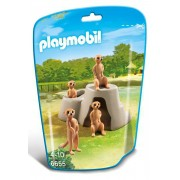 Kit com 5 Familias Playmobil