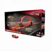Kit Pista Looping Lançador Mcqueen - Carros Disney - Toyng