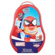 Maleta Mr. Potato Head - Potato Aranha - Marvel - Playskool B9368
