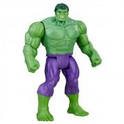 Marvel Avengers - Boneco Hulk 15cm Figura Articulada Hasbro