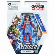 Marvel Avengers Boneco Kamala Khan 15cm - Game Verse Hasbro