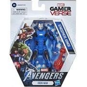 Marvel Avengers - Boneco Homem de Ferro Armor 15cm - Hasbro
