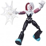 Marvel Homem Aranha  - Bend And Flex - Ghost - Spider Hasbro