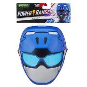 Mascara Power Rangers  - Blue Ranger ( Ranger Azul ) - Hasbro E5898