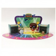 Mini Beat Power Rockers com PlaySet 3D Fuz Multikids - BR995