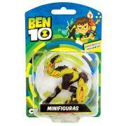 Mini Figuras Ben 10 - Boneco Vilgax - Original Sunny