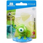 Mini Figura Monstro s a Mike Wazowski Disney Pixar - Mattel