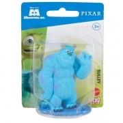 Mini Figura Monstro sa Boneco Sulley - Disney Pixar Mattel