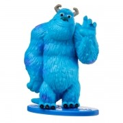 Mini Figura Monstro sa Boneco Sulley - Disney Pixar Mattel