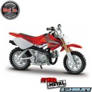 Miniatura Honda Crf50f  - 2 Wheelers - Fresh Metal - Maisto 1:18
