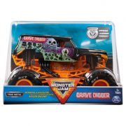 Monster Jam Diecast - Diver Digger - Escala 1:24 - Original