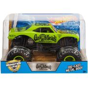 Monster Jam Diecast - Gas Monkey - Escala 1:24 - Original