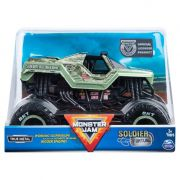 Monster Jam Diecast - Soldier Fortune - Escala 1:24 Original