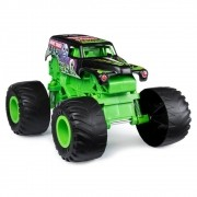 Monster Jam - Carro Grave Digger - Escala 1:10 - Original